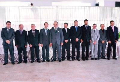 Executivo e Legislativo - Gestão 2013/2016